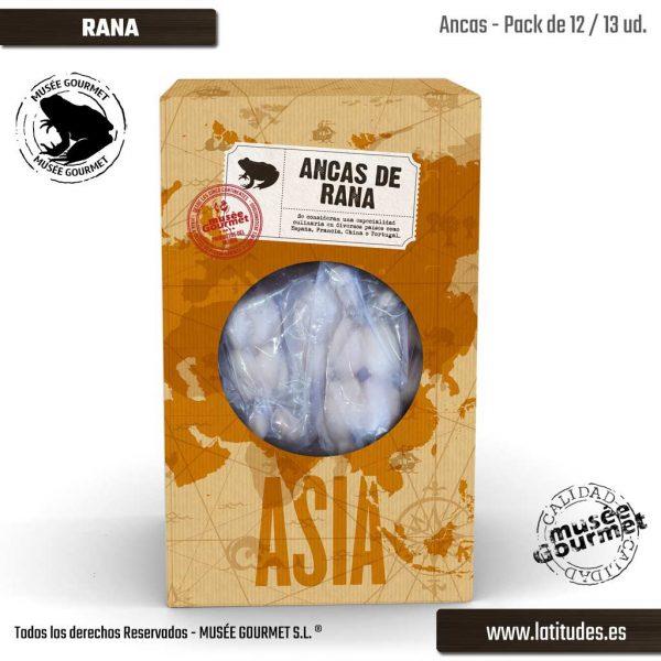 Ancas de Rana (Pack de 12/13 ud)