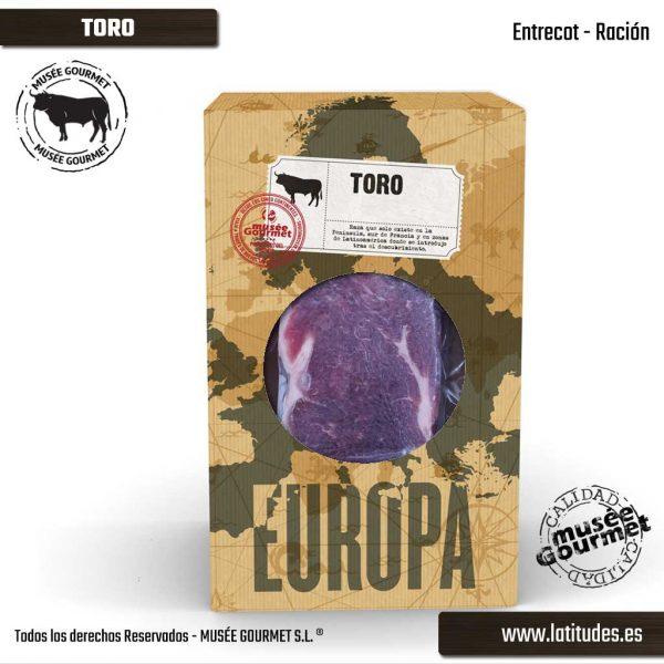 Entrecot de Toro Ración (300 gr aprox.)