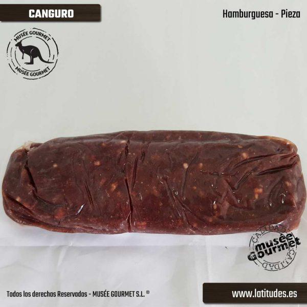 Hamburguesa de Canguro (500 gr aprox)