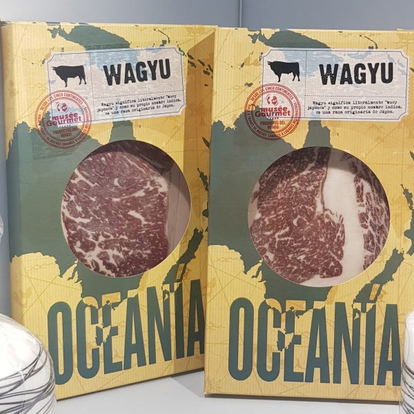 Entrecot de Wagyu 3-5 Ración (200 gr aprox.) PROMOCIÓN