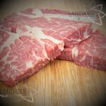 Steak Aguja Black Angus Prime cortado 1er plano 1024×1024 m.a.